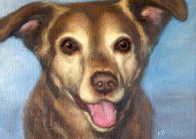 Nikki * <em>Happy Dog</em>