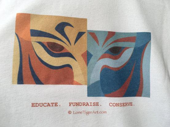 Lone Tiger Art